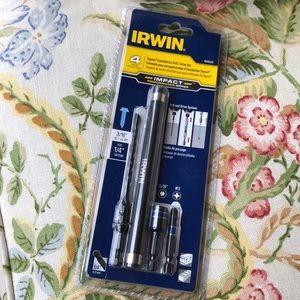 Irwin Drive & Drill Set